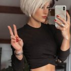 Pics of short hairstyles 2021