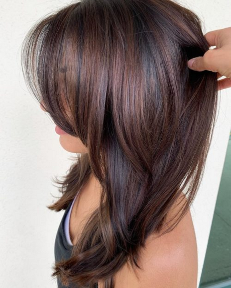 Popular hairstyles for long hair 2021