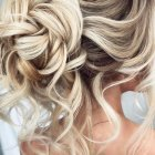 Prom updos for long hair 2021