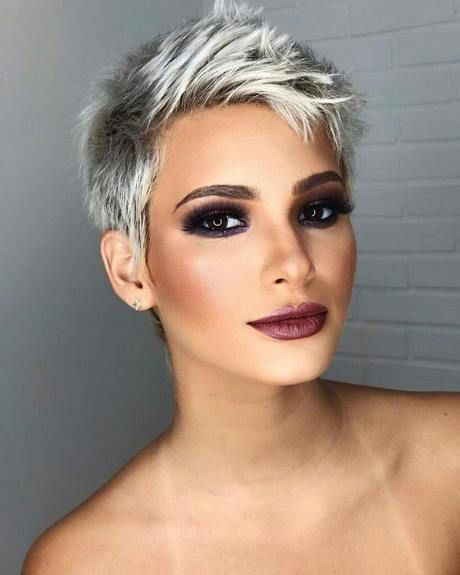 Very short hairstyles for women 2021