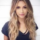Hairstyle for 2016 for long hair