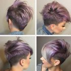 Latest short hairstyle 2016