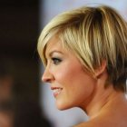 Latest short hairstyles for women 2016