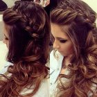 New hairstyle for long hair 2016
