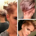New hairstyles for short hair 2016