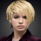 New short hairstyles 2016
