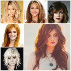 Trendy haircuts for 2016