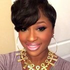 African american short haircuts pictures