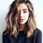 Cool hairstyles for round faces