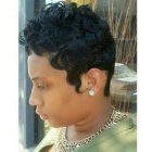 Cut and curl hairstyles