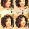 Cute haircuts for naturally curly hair