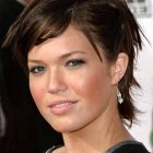 Good short hairstyles for round faces