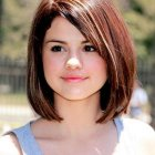 Haircut for girls round face