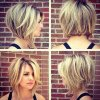 Haircuts for a round face female