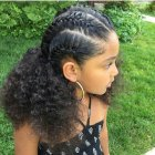 Hairstyles for black girl hair