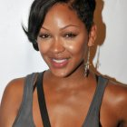 Hairstyles for short hair for black ladies