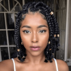 Latest hairstyles for black ladies