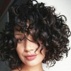 Latest short haircuts for curly hair
