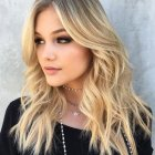 Most popular long hairstyles