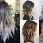 Most popular mid length hairstyles