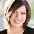 Short length hairstyles for round faces