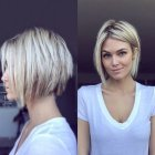 Short hairstyle 2016