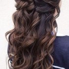 Black prom hairstyles for long hair down