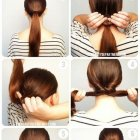 Easy updos you can do yourself