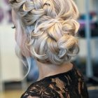 Formal dance hairstyles