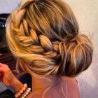 Going out hair up styles