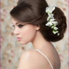 Hairstyles for female wedding