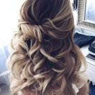 Latest updo hairstyles 2018