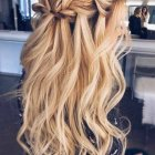 Long prom hairstyles down