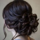 Low prom updos