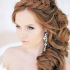 New hairstyle for wedding
