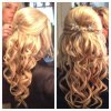 Simple ball hairstyles