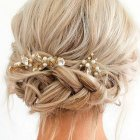 Simple prom updos