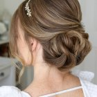 Simple up do