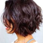 Updos for short layered hair