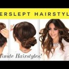 Cute fast easy hairstyles