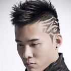 Haircut hairstyles for men