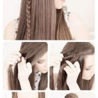 Pretty easy to do hairstyles