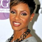Short hairstyles for ethnic hair