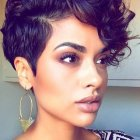 Short hairstyles for young black woman