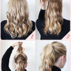 Some simple hairstyles