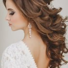 Beautiful hairstyles for brides