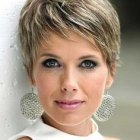 Hairstyles for short haircuts