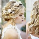 Most popular bridal hairstyles