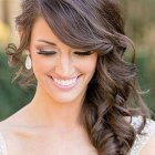 Pictures of bridesmaid hairstyles