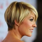 Short haircuts in style